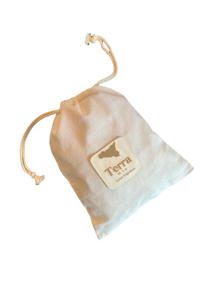 Terra Mia Beutel aus Baumwolle