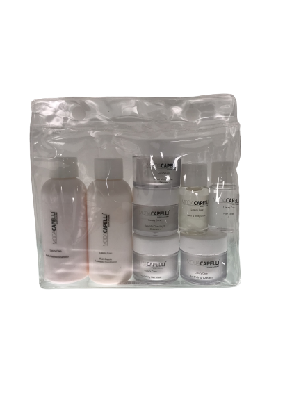 Try und Travel Bag - Luxury Care Set